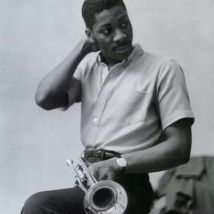Booker Little (1938-1961) had a brief career, highlighted by his stint at the Five Spot with Eric Dolphy.