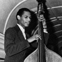 Jimmy Blanton (1918-1942) was one of the most bassists of the 20th century.