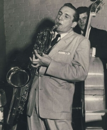 Boston's own Serge Chaloff (1923-1957; cancer of the spine) had started to put his heroin addition behind him.