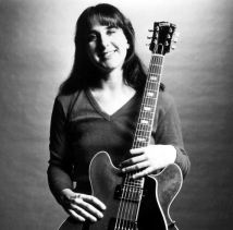 Emily Remler (1957 –1990; heart attack) was one of the greatest jazz guitarists of her generation.